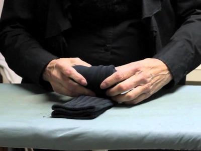 How To Fold Socks