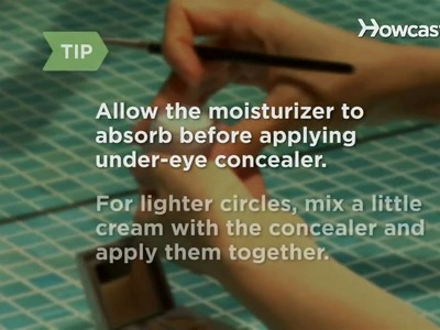 How to Hide the Circles under Your Eyes