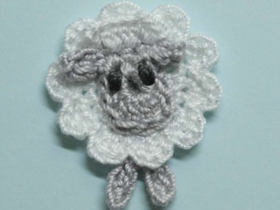 How To Make A Crocheted Lamb Application - DIY Crafts Tutorial - Guidecentral