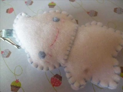 How to Make a Kawaii Yogurt-Kun Plush from Felt