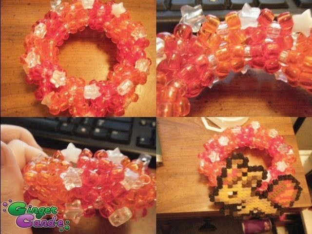How to make a Supernova 3D Cuff (Part 5.6) - [www.gingercande.com]