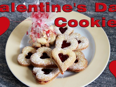 How to make Heart Shaped Delicious Cookies Recipe