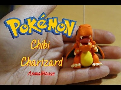 [Polymer Clay] Chibi Charizard Tutorial