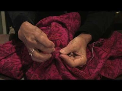 Tailoring & Clothing Alterations : How to Fix a Stuck Zipper