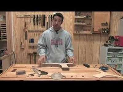 39 - How to Design & Build a Sculpted End Table (Part 3 of 6)