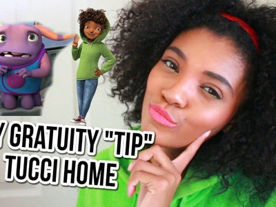 "DIY GRATUITY ""TIP"" TUCCI - Home Last Minute Halloween Costume!"
