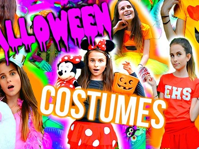 DIY Last Minute Halloween Costumes: Quick and Easy!!!