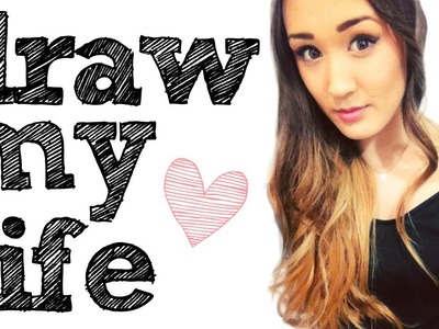 Draw My Life  |   LaurDIY