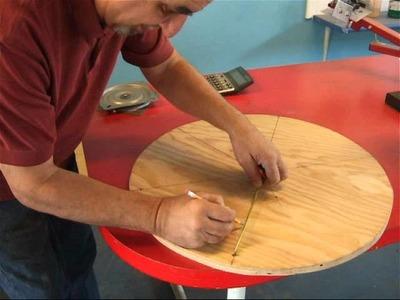 HOW TO ASSEMBLE THE RED BARON SIX COLOR DIY SILKSCREEN PRINTER