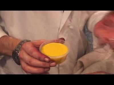 How To Create Yellow Plasticine