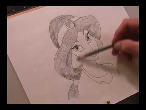 How to Draw Jasmine