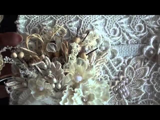 Lace city bag -Tresor de Luxe DT Project 16