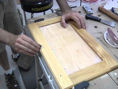 149 - How to Refinish & Repurpose Cabinet Doors