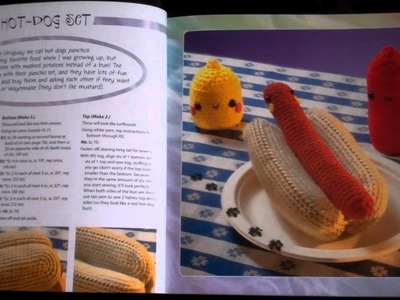 Amigurumi Toy Box - Flip Thru The Pages