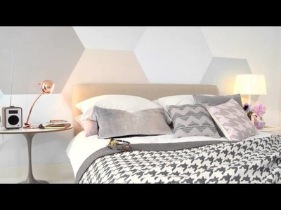 Bedroom Ideas: Create a his and hers bedroom with Dulux
