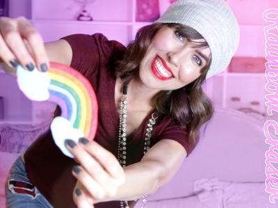 D.I.Y. Rainbow Eraser