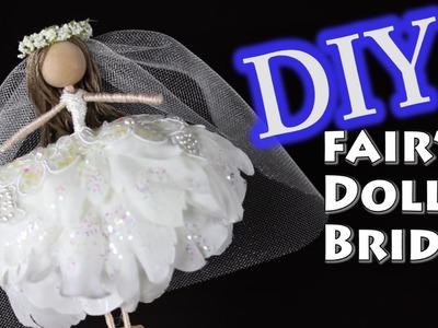 DIY Fairy Doll Brides