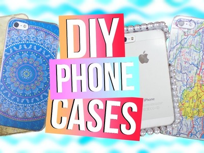 DIY iPhone Cases: Easy & Cute!