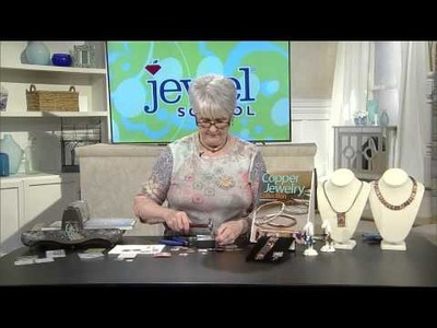 DIY - Layered Copper Bracelet by Kathy Bradley
