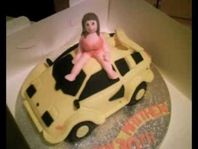Examples of Cake Decorating by Cakes by Mandy
