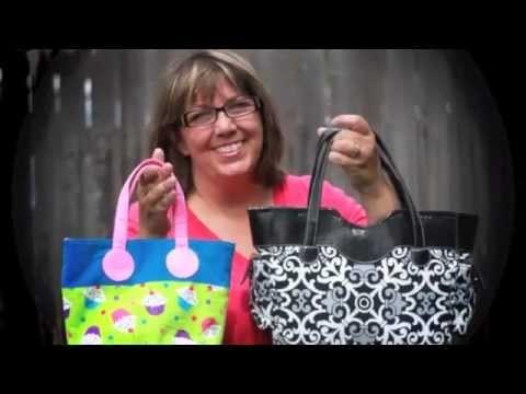 How to make a designer handbag