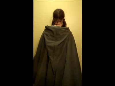 How to Make an Elven Cloak