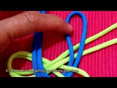 How To Tie A Celtic Navy  Knot For A Bracelet - DIY Crafts Tutorial - Guidecentral