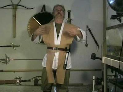 Jedi Costume Tutorial