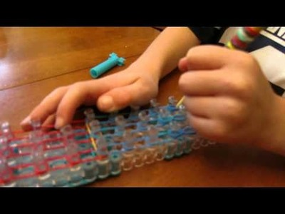 "Rainbow Loom ""Triple Chain"""