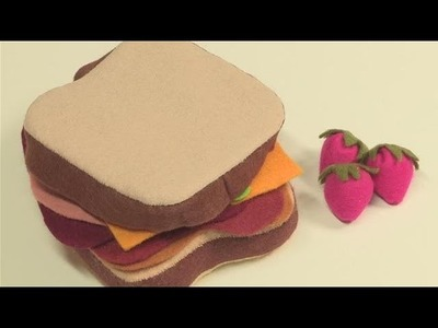Video Guide To Felting A Sandwich