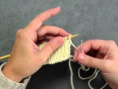 1x1 sewn bind off