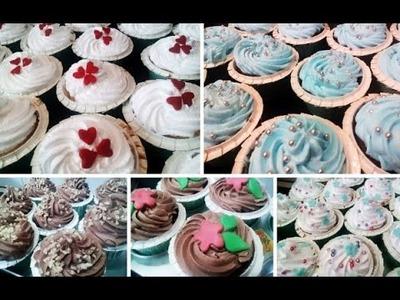 DIY : #77 Easy Cupcakes Decoration ♥
