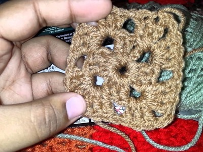 How To: Color changes in Granny Squares