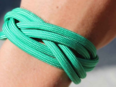 How to: Sailor Knot.Turk's Head Knot
