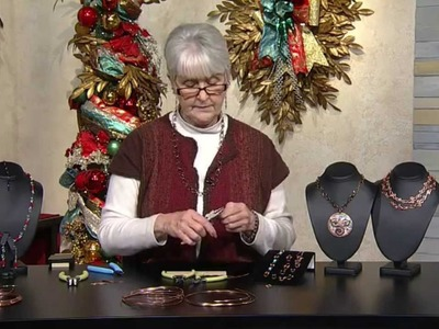 Jewel School: Kathy Bradley Copper Chain Part 1