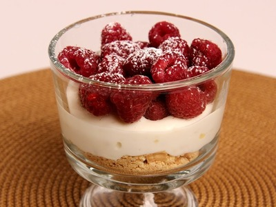 Low Fat Cheesecake Trifles Recipe - Laura Vitale - Laura in the Kitchen Episode  294