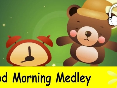 Muffin Songs - Good Morning Medley | Nursery Rhymes Collection | Are you Sleeping