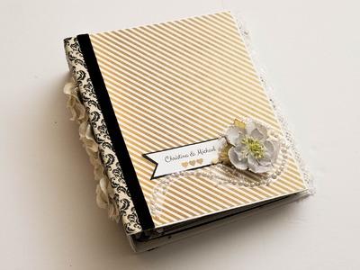Wedding Scrapbook Album For Sale - HD Video