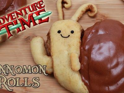 ADVENTURE TIME SNAIL CINNAMON ROLLS - NERDY NUMMIES