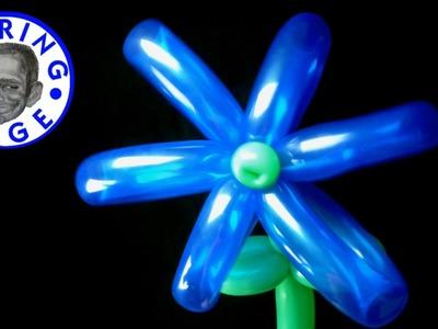 Balloon 6 Petal Flower 2
