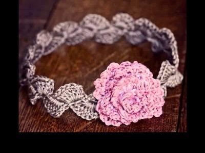 Crochet headbands for beginners
