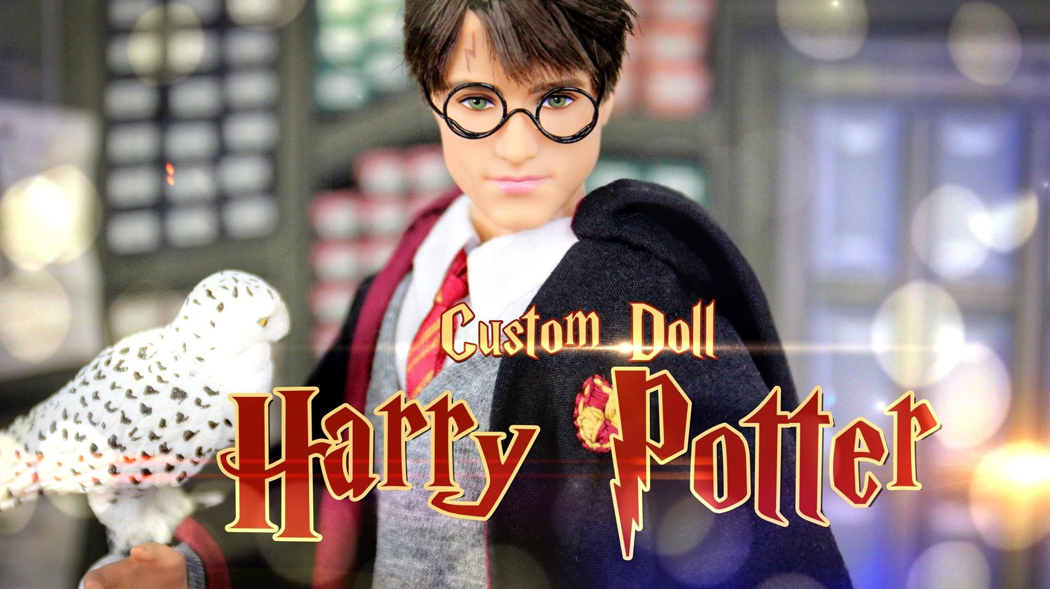 Custom Doll: Harry Potter - Extreme Craft