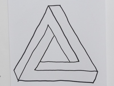 How to draw your own Impossible Triangle