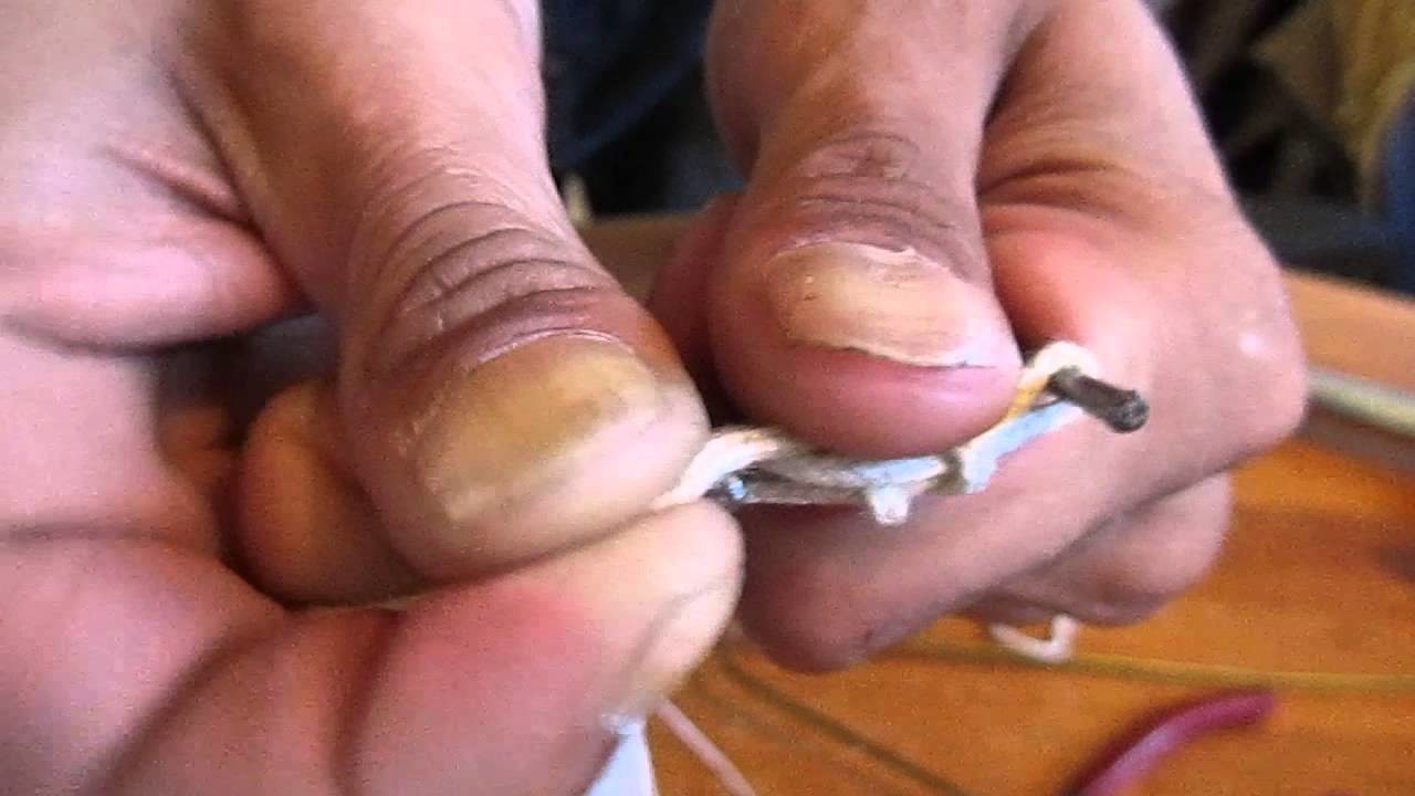 How to make a lucet cord.