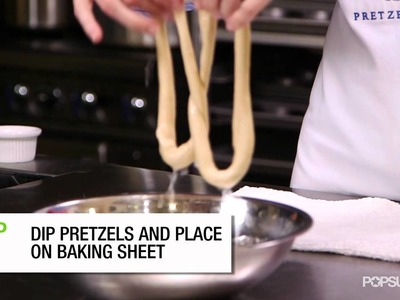 How to Make an Auntie Anne's Pretzel at Home