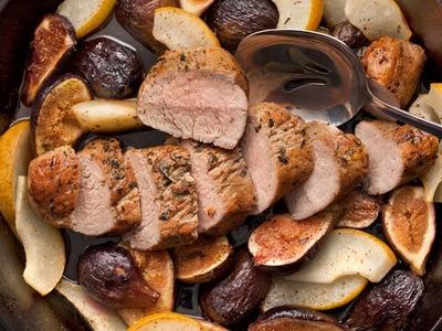 How to Make an Easy Roasted Pork Tenderloin - The Easiest Way
