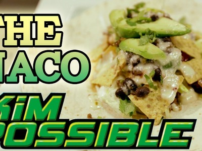 How to make THE NACO from Kim Possible! Feast of Fiction S3 Ep6