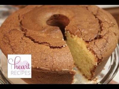 Lemon Pound Cake Recipe | I Heart Recipes