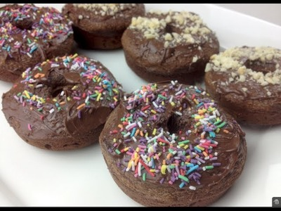 NUTELLA DONUTS - Todd's Kitchen