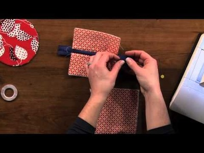 Stitch a Quick and Easy Coin Purse Using Fabric Scraps
